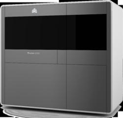 Технология CJP (ColorJet Printing)