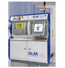 Технология SLM (печать металлических деталей)
